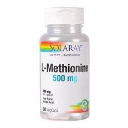 L-Methionine 500mg x 30cps Soalray