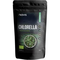 Chlorella Tablete Ecologice/BIO x 125g Niavis