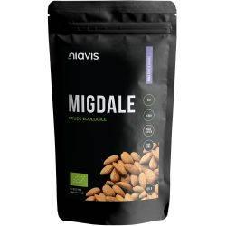 Migdale crude Ecologice/Bio x 125g Niavis