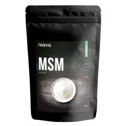 MSM Pulbere 100% Naturala x 250g Niavis