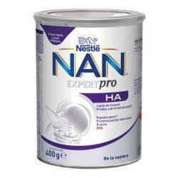 Nan HA Formula lapte praf premium hipoalergenic x 400g Nestle