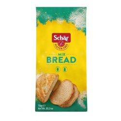 Mix Bread (Mix B) Faina fara gluten pentru paine x 1000g Dr. Schar