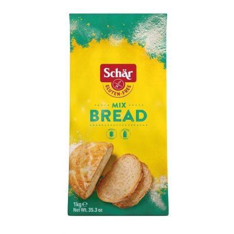 Mix Bread (Mix B) Faina fara gluten pentru paine x 1000g Dr. Schar