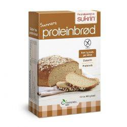 Mix paine hiperproteica fara gluten x 220g Sukrin