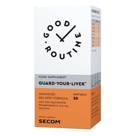 Guard-Your-Liver x 30cps Good Routine