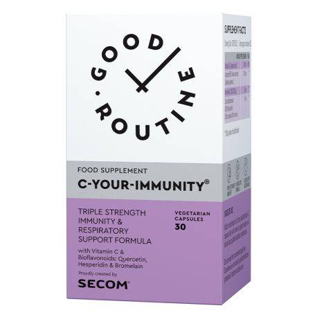 C-Your-Immunity x 30cps Good Routine