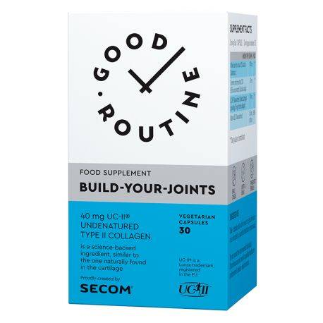 Build-Your-Joints x 30cps Good Routine
