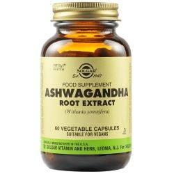 Ashwagandha Root Extract x 60 caps Solgar