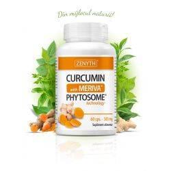 Curcumin with Meriva x 60cps Zenyth