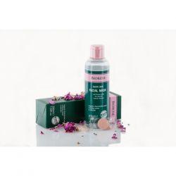 Masca faciala hidratanta si calmanta cu apa florala si vitamina C naturala Snow Skin x 200ml Biorose