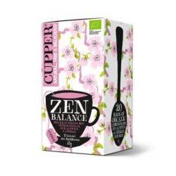 Ceai Zen Ballance eco x 75g Cupper