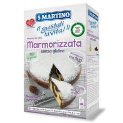 Mix pentru prajitura marmorata fara gluten x 445g S.Martino