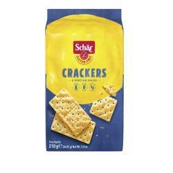 Crackers Biscuiti sarati fara gluten x 210g Dr. Schar