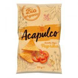 Tortilla chips cu boia x 125g Acapulco