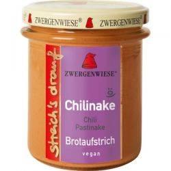 Crema tartinabila vegetala Chilinake cu chili si pastarnac fara gluten x 160g Zwergenwiese