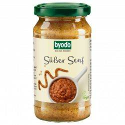 Mustar dulce fara gluten x 200ml Byodo