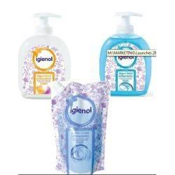 Sapun lichid x 300ml - Igienol
