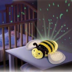 Lampa sunete si proiectii Albinuta Betty - Summer Infant