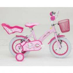 Bicicleta copii Hello Kitty Romantic 12 - Ironway