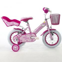 Bicicleta copii Hello Kitty Ballet 14 - Ironway