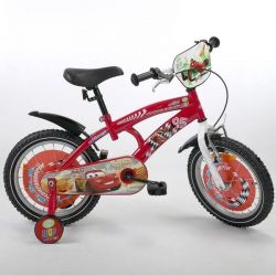 Bicicleta Disney Cars 16 - Ironway