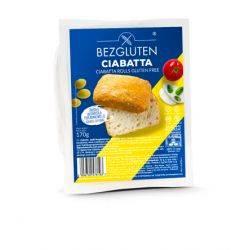 Ciabattine fara gluten (3 buc) x 200g Bezgluten