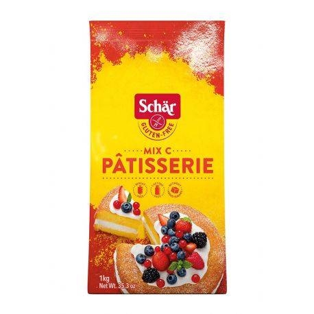 Mix Patisserie (Mix C) Faina fara gluten x 1000g Dr. Schar
