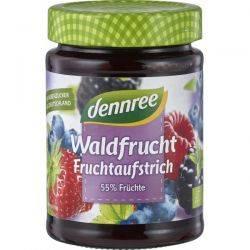 Gem de fructe de padure x 340g Dennree