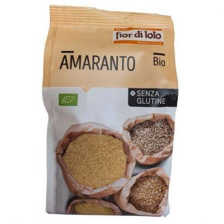 Amarant bio fara gluten x 400g Fior di Loto