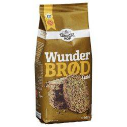 Mix pentru paine cu turmeric fara gluten x 350g BauckHof