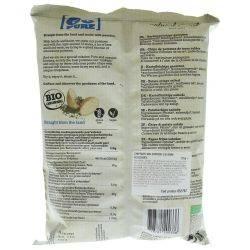 Chipsuri din cartofi cu sare coapte manual fara gluten bio x 125g Go Pure