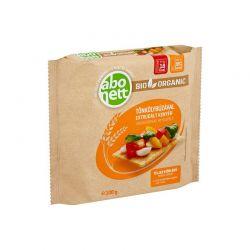 Tartine crocante bio cu grau spelta fara gluten x 100g Abonett