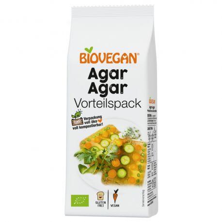 Agar Agar fara gluten Bio x100g Biovegan
