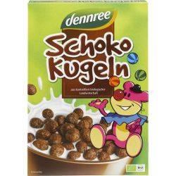 Cereale bilute cu ciocolata bio x 375g Dennre