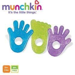 Jucarie dentitie manuta sau piciorus - Munchkin