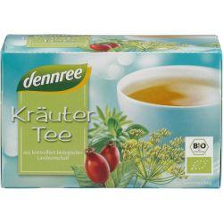Ceai bio din plante x 30g Dennree
