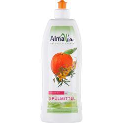 Detergent de vase concentrat cu catina si mandarine eco x 500ml AlmaWin