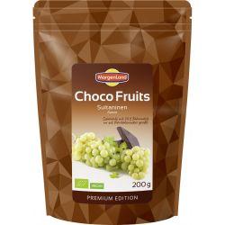 Stafide in ciocolata amaruie x 200g MorgenLand