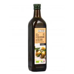 Ulei de masline bio extravirgin extras la rece x750ml Fior di Loto