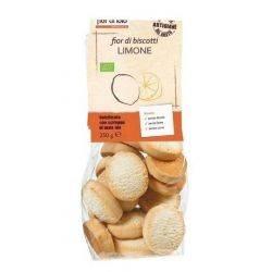 Biscuiti Bio Fior di biscotti cu lamaie, fără lactoza, fără oua, fara drojdie, vegan x250g Fior di Loto