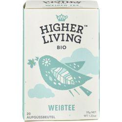 Ceai alb bio x 20 plicuri bio, 35g Higher Living