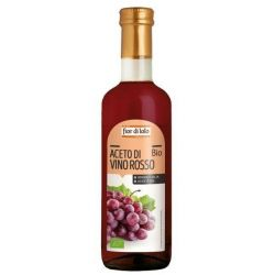 Otet bio de vin rosu x 500ml Fior di Loto