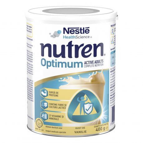Nestle Nutren Optimum x 400g