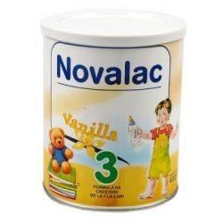 Lapte praf Novalac 3 VANILLA x 400g