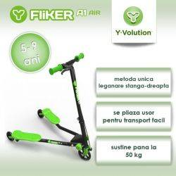 Scuter YFliker Air A1 Green YVolution