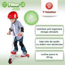 Scuter YFliker J2 Red YVolution