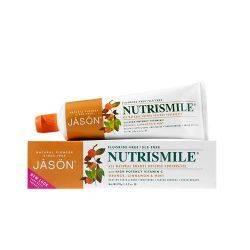 Pasta de dinti Nutrismile, pentru prevenirea tartrului si cariilor x 120ml Jason