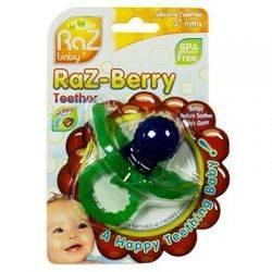 Raz Baby - Suzeta dentitie Raz-Berry