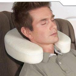 Perna de calatorie pentru gat Comfort Plus Lanaform