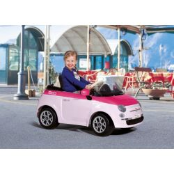 Fiat 500 Pink/Fucsia